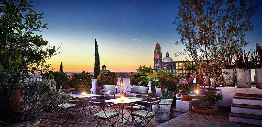 Hotel Lote'l Chiquitos en San Miguel de Allende