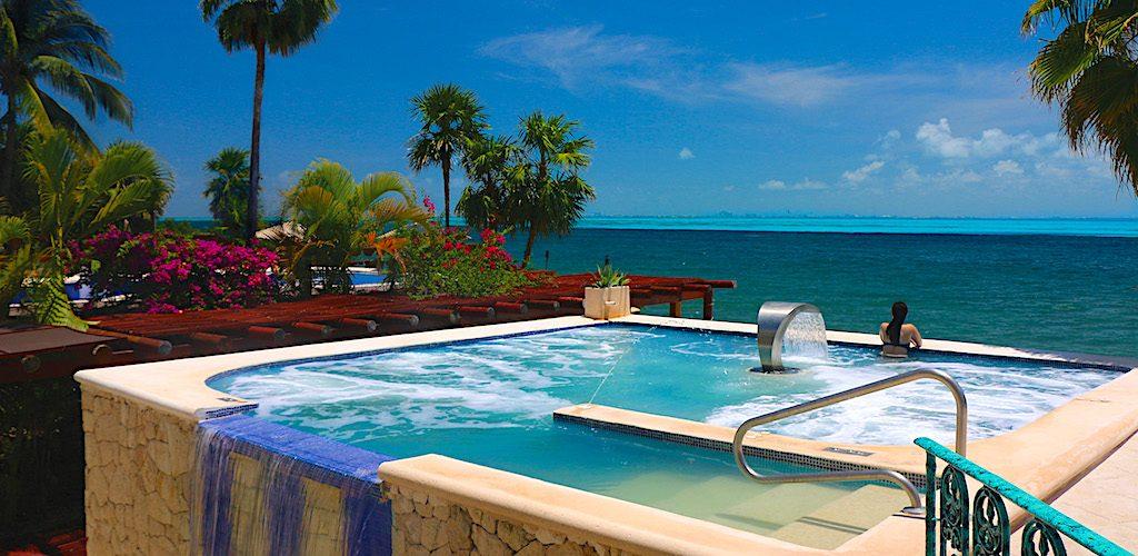 Hotel Zoetry Villa Rolandi en Isla Mujeres