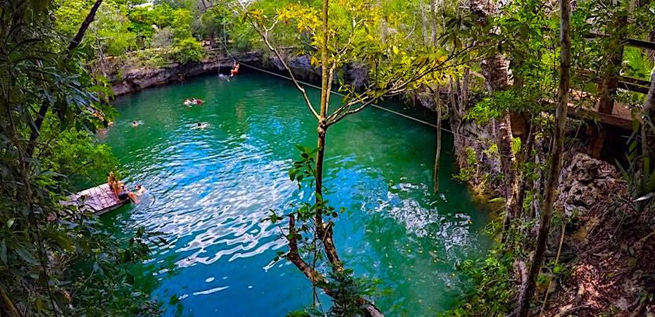 Cenote Polo Vuh