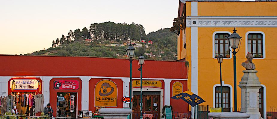 Centro Histórico, Real del Monte