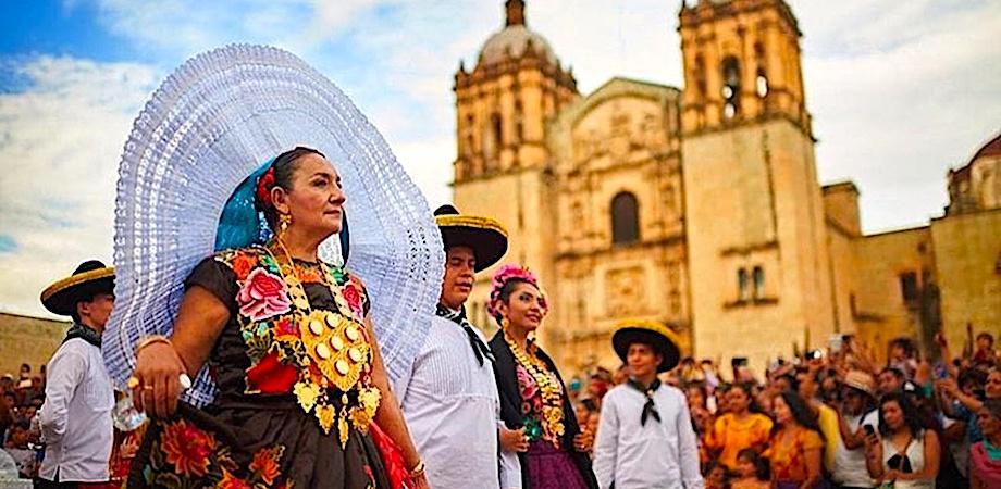 La Guelaguetza, Oaxaca