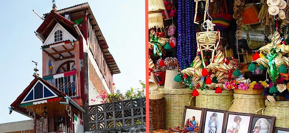 Mercado y Casa Más Angosta, Uruapan