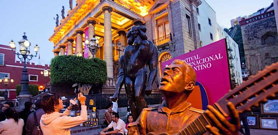 Festival Internacional Cervantino, Guanajuato