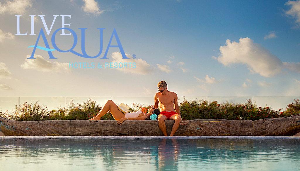 Hoteles Live Aqua en México