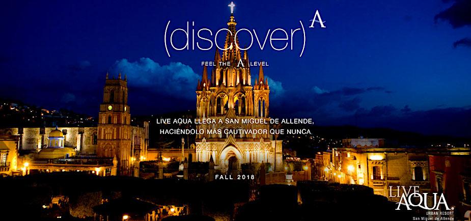 Live Aqua Urban Resort, San Miguel de Allende
