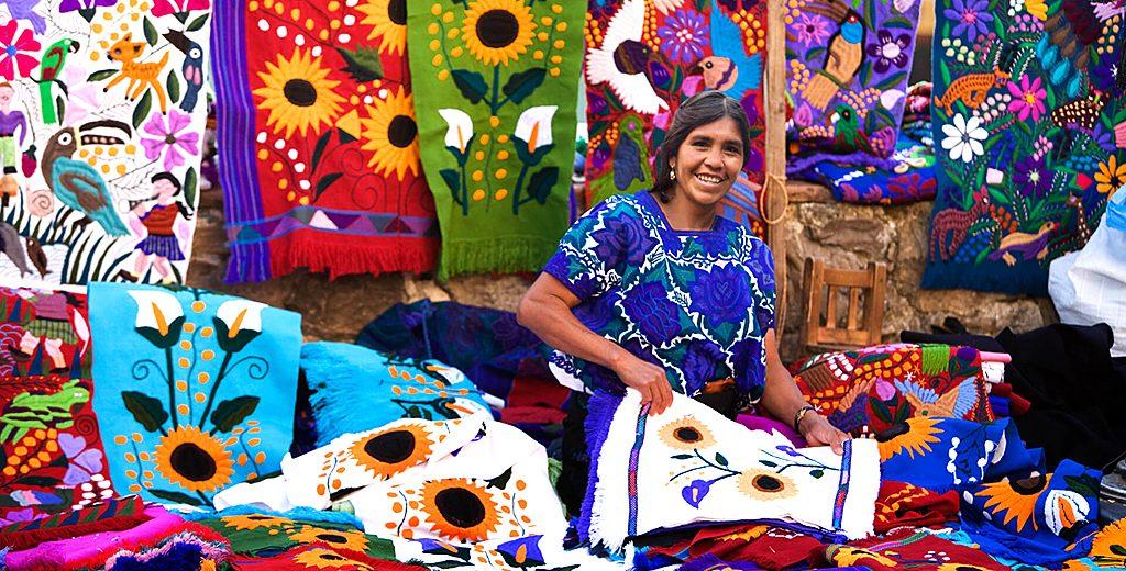 Mercado de Artesanías, San Cristóbal de las Casas