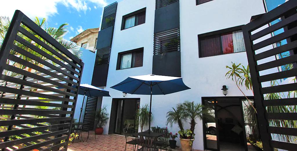 Hotel Barato Los Girasoles en Cancún