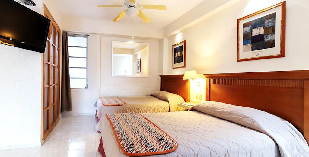 Hotel Barato Suites Nader en Cancún