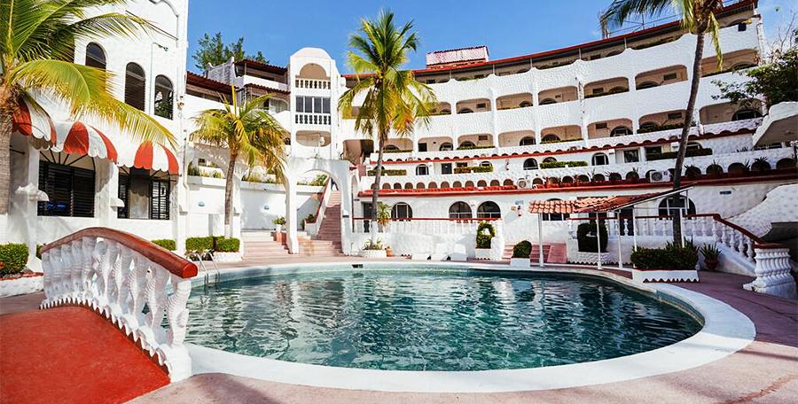 Hotel Capital O Pacific Paradise, Acapulco