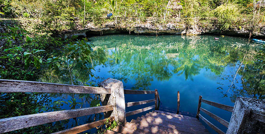 Cenote Popol Vuh, Puerto Morelos