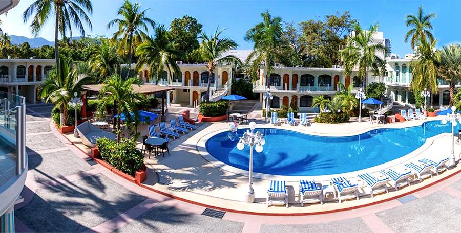 Hotel Costa Azul, Acapulco